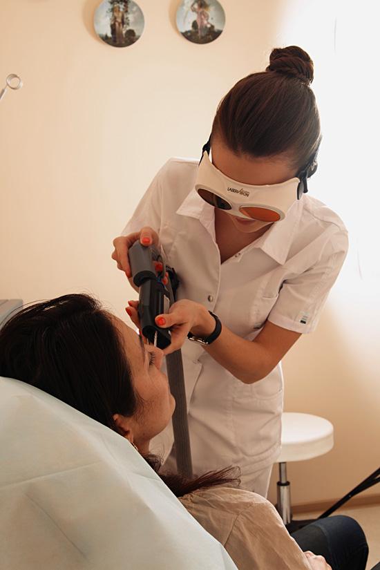 эпиляция удаление волос